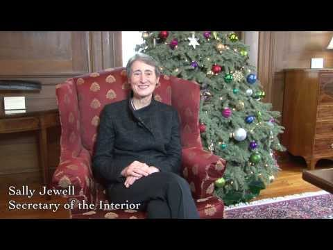 Happy Holidays from the Department of the Interior