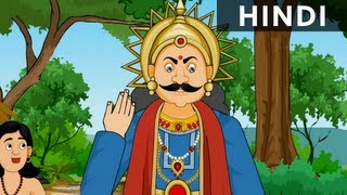 Strange Drama - Tales Of Tenali Raman In Hindi - Animated/Cartoon Stories For Kids