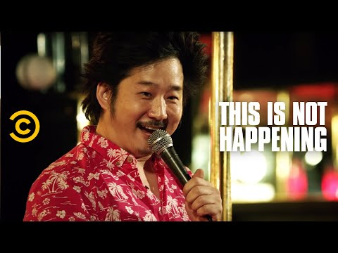 Bobby Lee - Sketch Comedy on Vicodin - This Is Not Happening - Uncensored