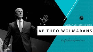 Sunday Morning Service | 21  June 2020 | Apostle Theo Wolmarans | CFC Church Online