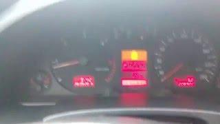 Апаттық режим АКПП Audi A6 / Емдеу