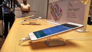 Oppo F1s Smartphone Hands On & Technical Specifications