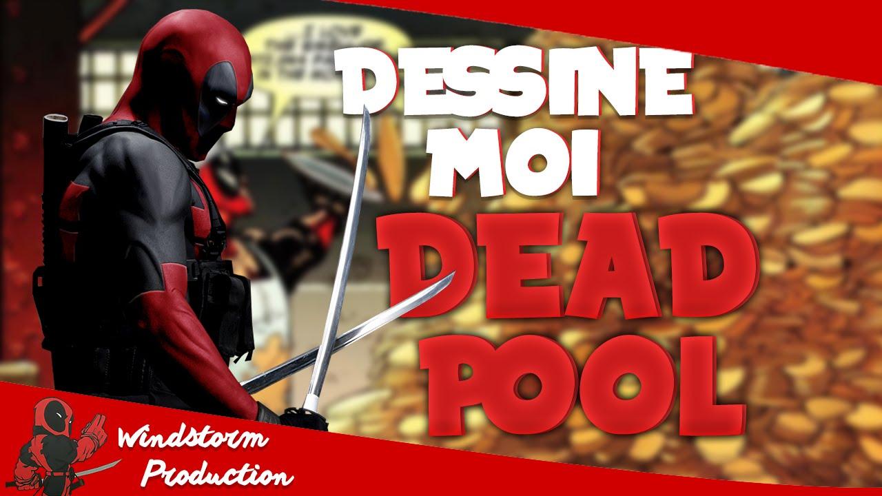 Image Result For Dessine Deadpool