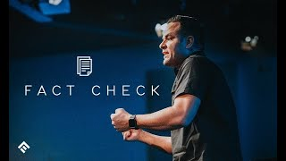 2020-10-25 | Elevate Church | Fact Check | Louis E.