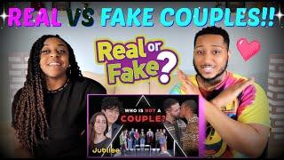 """Jubilee """"6 Couples vs 1 Fake Couple"""" REACTION!!!"""