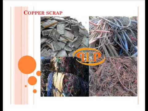 Scrap Metal, Copper Scrap, Aluminium Scrap, Ferrous Scrap Buyers in Malaysia