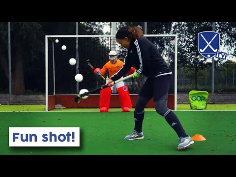 Chip Shot Tutorial | Hockey Heroes TV