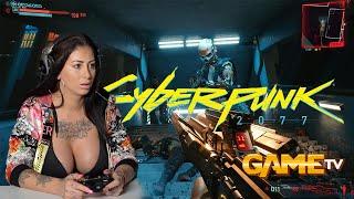 Game TV Schweiz - Bellydah spielt Cyberpunk 2077