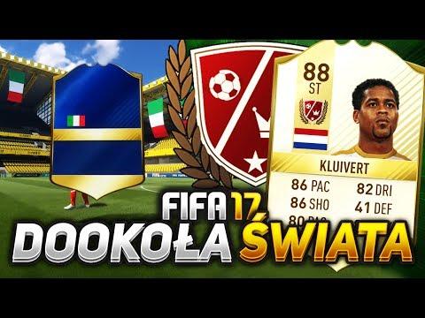 FIFA 17 - Włoski walkout - Drużyna legend! - Dookoła Świata #s