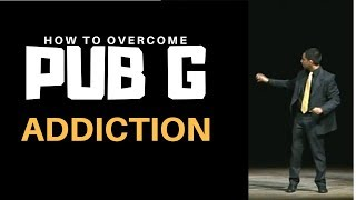 How to Overcome PUBG Gaming Addiction