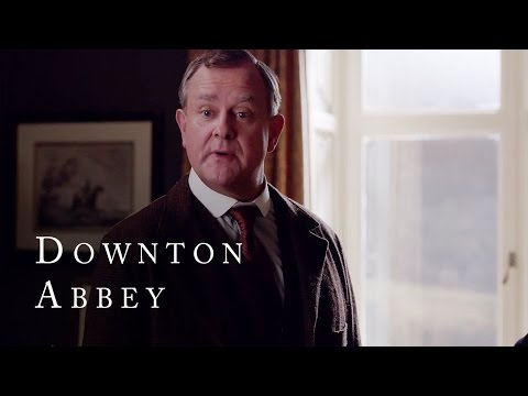 "The Radio: ""It's A Fad, It Won't Last."" | Downton Abbey | Season 5"