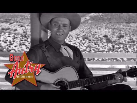 Gene Autry - Cowboy's Heaven (from Horse Sense 1952)