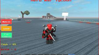 ROBLOX;Hero War Tycoon#2