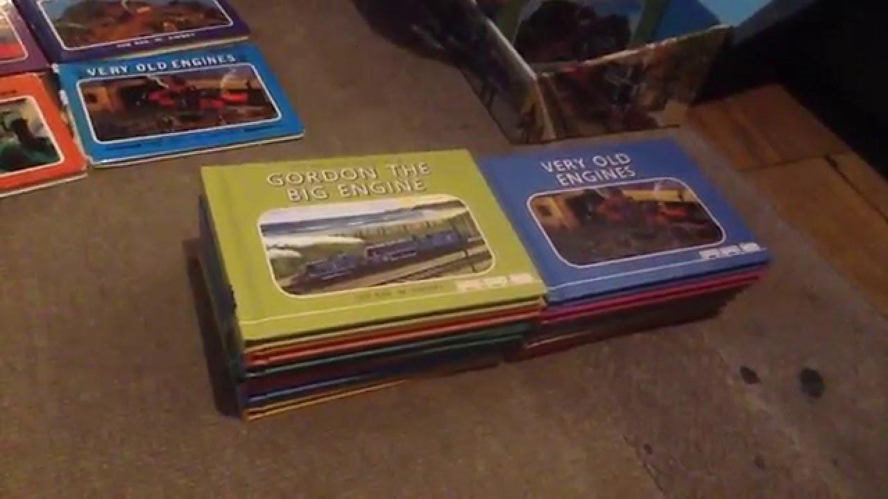 Thomas The Tank Engine Th Anniversary Books Vs Series