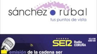 Programa de Radio Sánchez Rubal - Cadena SER (08-09-2015)
