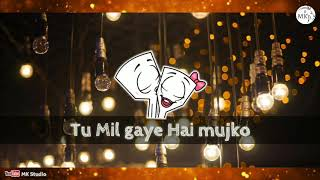 Iss Dil ki bas Ye khwahish thi,cover song||lyrics|||romantic song lyrics|||must watch it|||