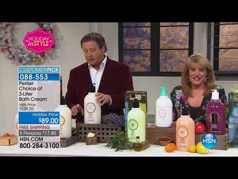 HSN | Perlier Beauty Gifts 11.15.2017 - 06 PM