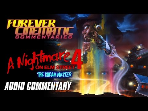 A Nightmare On Elm Street 4: The Dream Master (1988) - Forever Cinematic Commentary