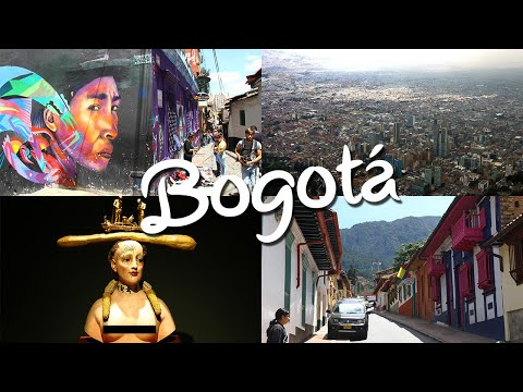 Places to visit in Bogota, Colombia