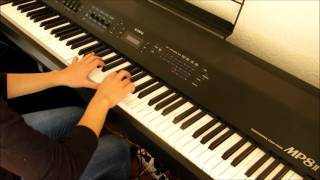 Savant - Sayonara piano cover