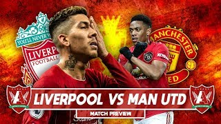 FINAL NAIL IN OLE'S COFFIN? | Liverpool vs Man United Preview