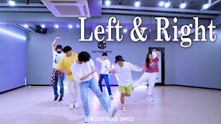 [대구상인동댄스학원] SEVENTEEN (세븐틴) 'Left & Right' cover…