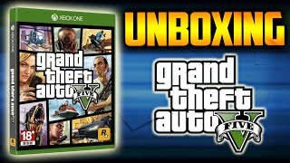 UNBOXING-GRAND-THEFT-AUTO-V-XBOX-ONE
