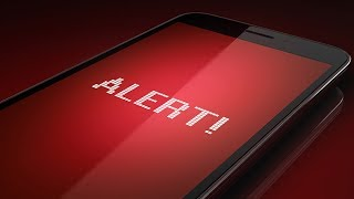 Emergency Cell Phone Wireless Alert Test | Presidential Alert