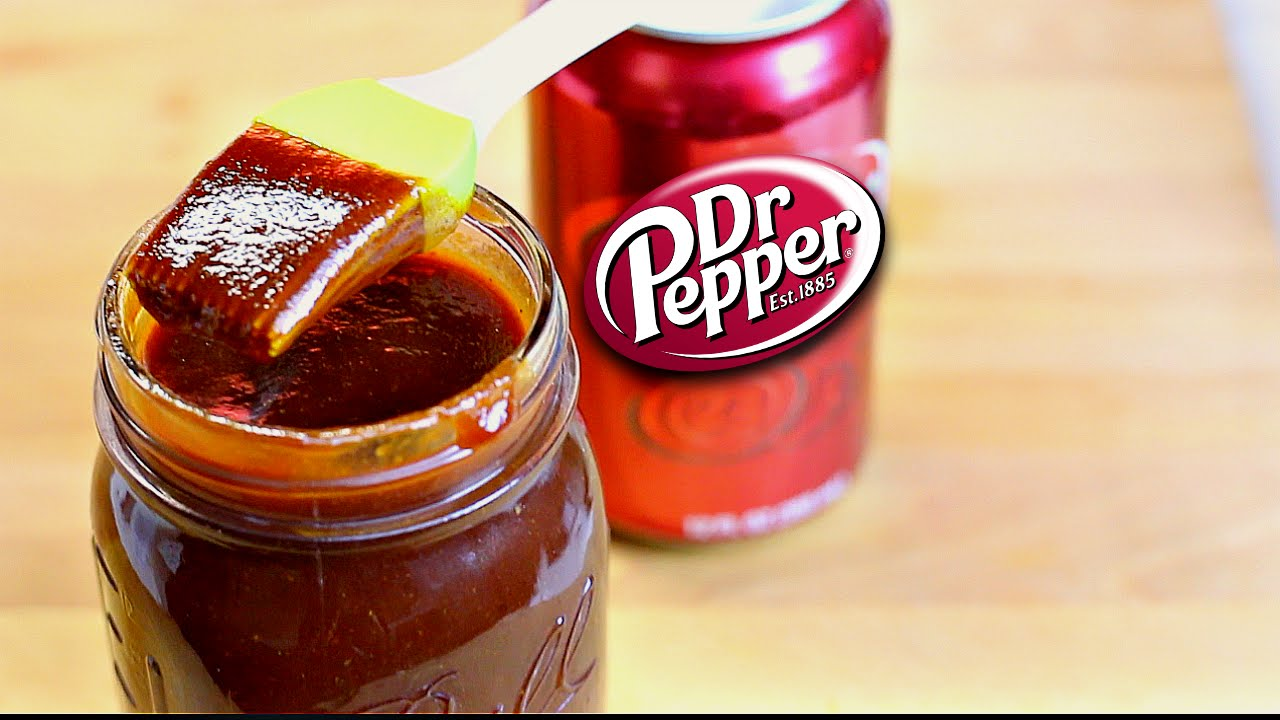 Download Dr Pepper Barbecue Sauce Recipe