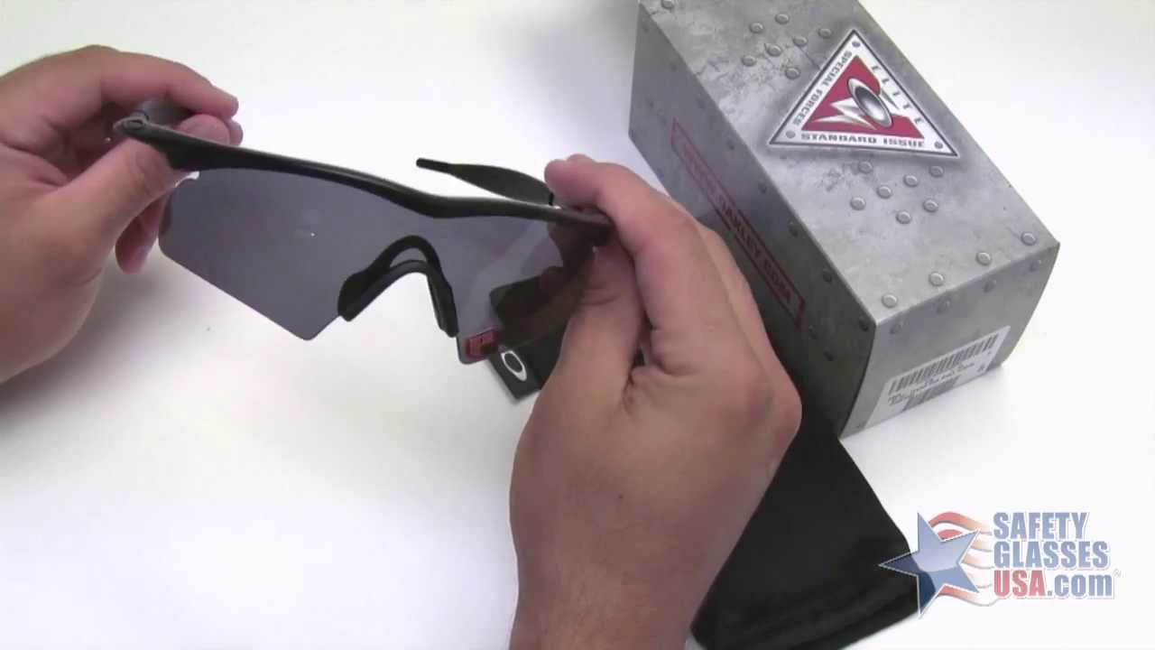 Oakley SI M-Frame Hybrid Sunglasses Review - YouTube