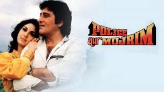 Dil Ghabrata Hai (Happy) ( Full Mp3 Songs) - By Kumar Sanu || Police Aur Mujrim (1992)