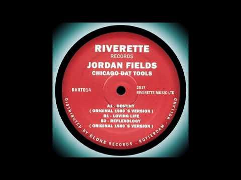 JORDAN FIELDS - DESTINY (ORIGINAL 1980s VERSION) (CHICAGO DAT TOOLS)