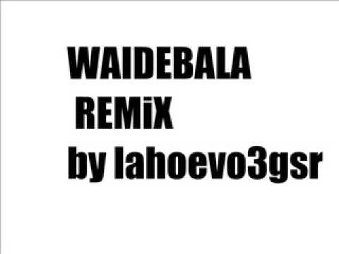 Black rose - Waidebala New remix