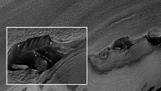 Descubren base extraterrestre en Marte | Julio 2015 | Base UFO