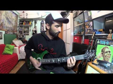 Sum 41 - Hyper-Insomnia-Para-Condrioid cover (Josubisai)