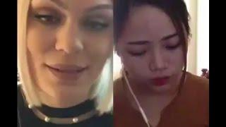 Baixar Flashlight - JessieJ and TracyNguyen (Smule! Sing with Jessie)