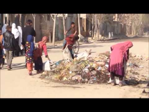 The Street Children of Afghanistan