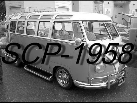 Scp 1958 Space Van Scp File Drcool Class Safe Youtube
