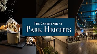 Online Commercial Ads for Restaurant | The Courtyard at Park Heights | Fat Man Film