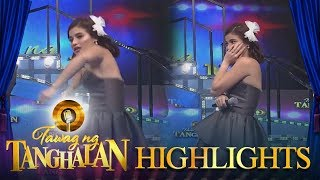 Tawag ng Tanghalan: Anne dances without music