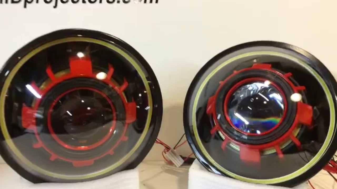 Ac Not Working >> Backdraft Racing Cobra replica HID projector headlights ...