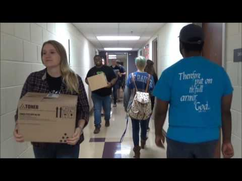 MTSU Housing, A Guide to Move in Day