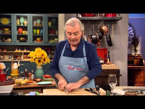 Jacques Pépin Techniques: Proper Knife Skills for Cutting, Chopping and Slicing
