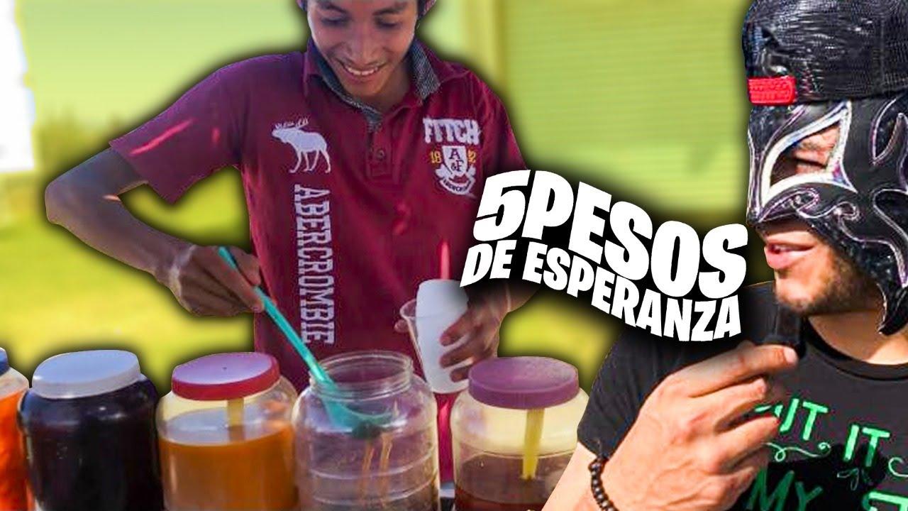 5 pesos de ESPERANZA¡¡ CUARTO PAGO DE YOU TUBE¡¡LA HUMANIDAD NO ESTA PERDIDA¡¡