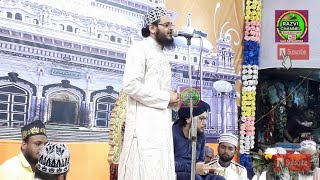 Asad iqbal New Program 9 October 2018 | Faizan e Alam Panah Conference khiderpur Kolkata