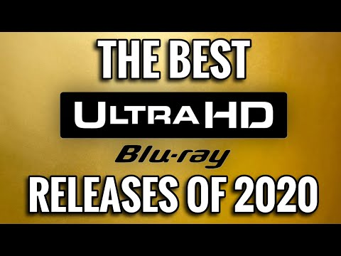 THE BEST 4K & BLU-RAY RELEASES OF 2020 | SUPPORT PHYSICAL MEDIA!