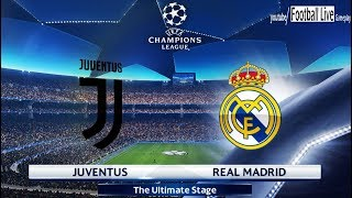 PES 2018 | Juventus FC vs Real Madrid | UEFA Champions League (UCL) | Gameplay PC