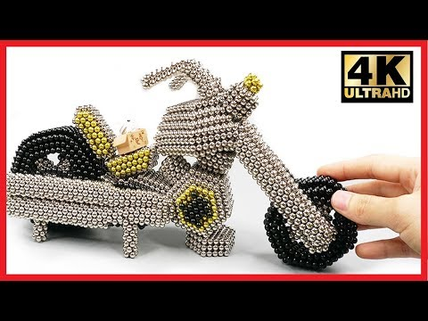 Diy How To Make Big Ben With 100000 Magnetic Balls Asmr