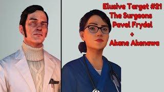 """""""Hitman"""" Walkthrough (Silent Assassin), Elusive Target #21 - The Surgeons"""