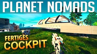 PLANET NOMADS #018 | Fertiges Cockpit | Gameplay German Deutsch thumbnail